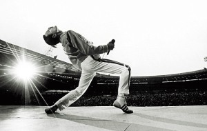 Freddie Mercury Wembley